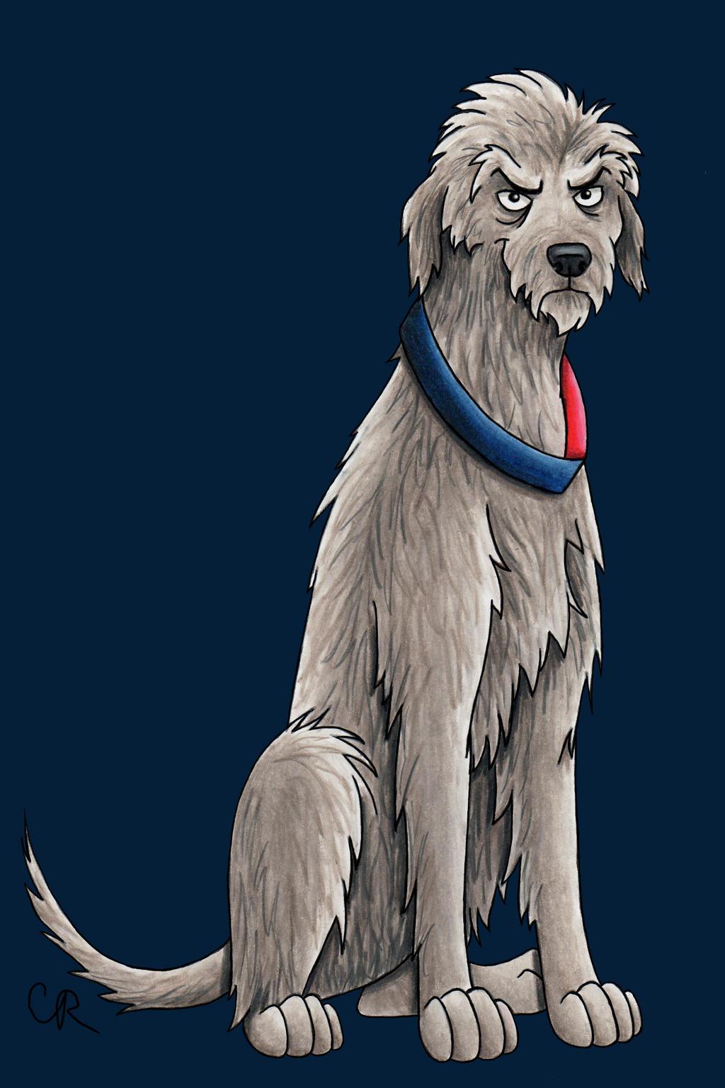 Twelfth Dogtor by tee-kyrin