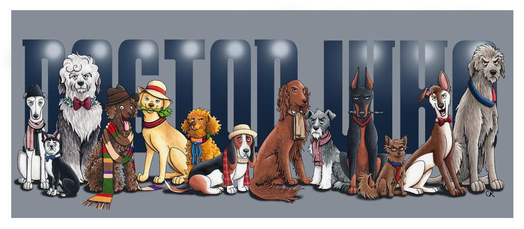 Dogtor Who
