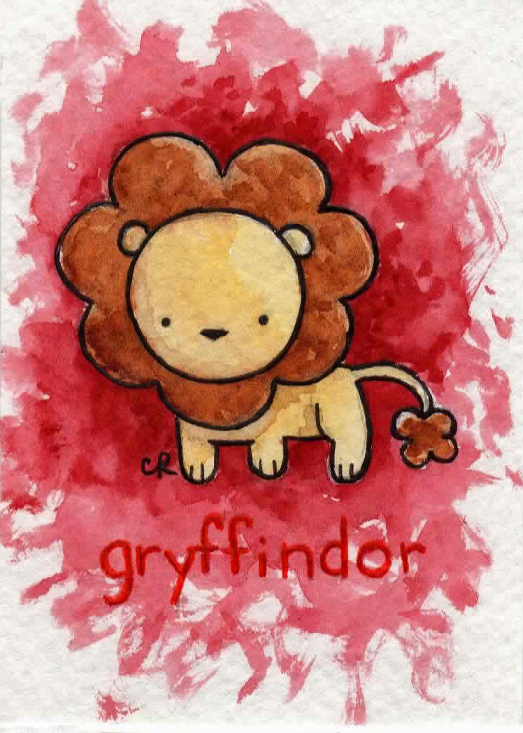 Gryffindor by tee-kyrin