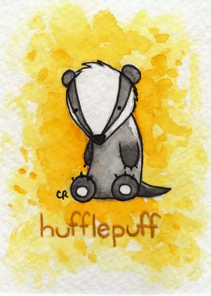 Hufflepuff by tee-kyrin