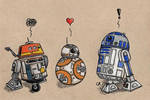 The Droids You're Looking For