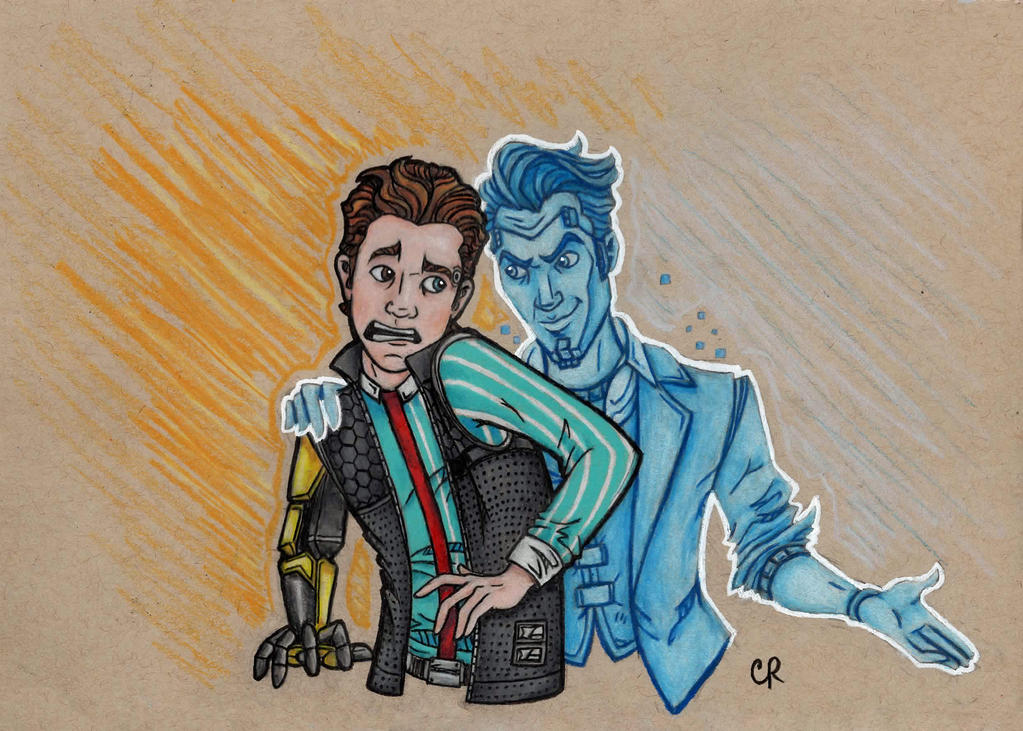 Rhys and Jack by tee-kyrin
