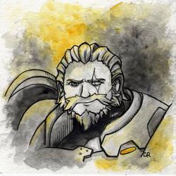 Reinhardt by tee-kyrin
