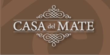 Casa del Mate logotipe by 3doggs
