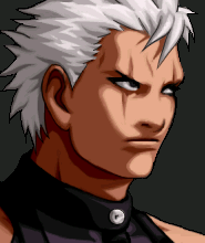 KOF 2003 - Krizalid portrait HD remake by masterelite997