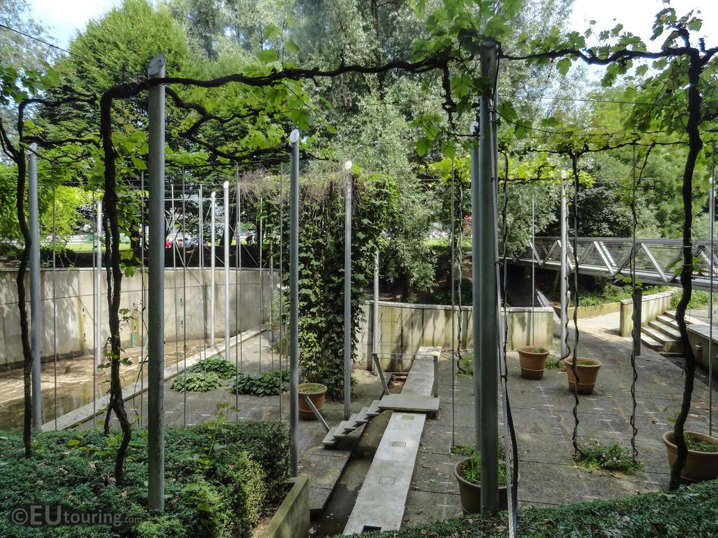 Jardin de la treille by eutouring on deviantart for Jardin de la