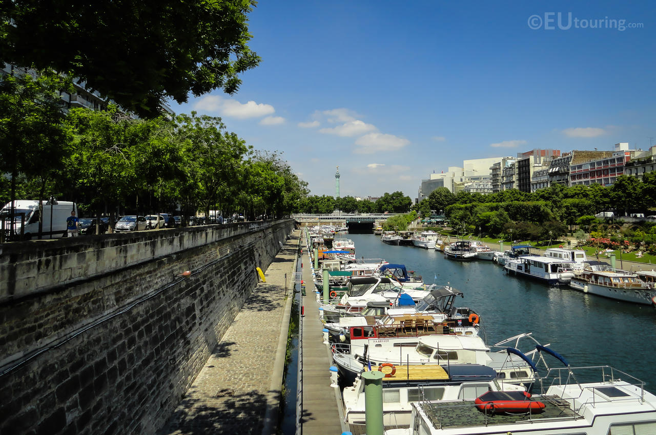 port de l arsenal view by eutouring on deviantart