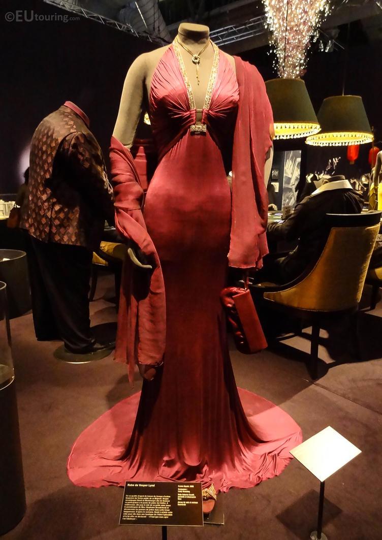 Vesper Lynd dress by EUtouring