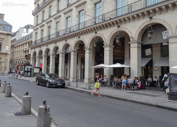 Cafes within elegant locations by EUtouring