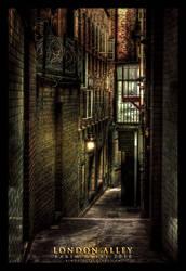 London Alley by kimoz
