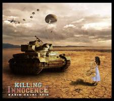 Killing Innocence by kimoz