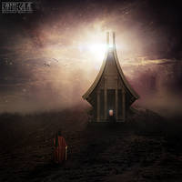 The Lost Temple by kimoz
