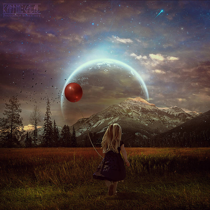 Field Of Dreams by kimoz