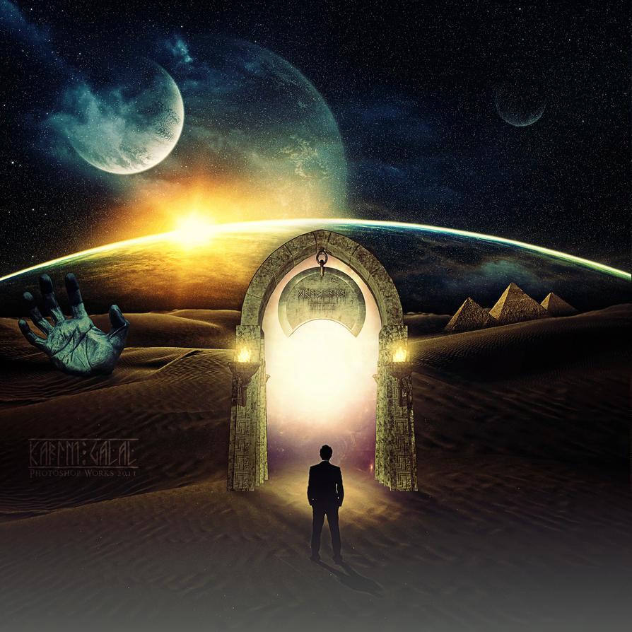Strange Dreams by kimoz
