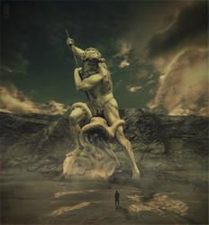 Stranger in a Strange Land III by kimoz