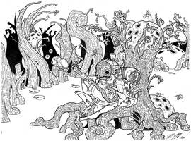 Swamp Bard by Goomba-2007