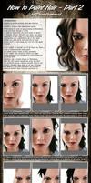 Hair Tutorial - Part 2