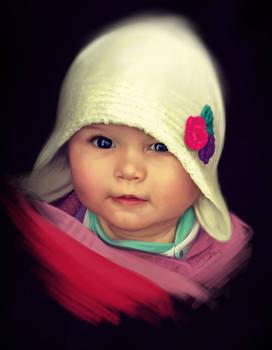 Baby Digital Painting