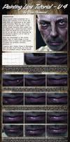 Lips Tutorial V4 (Male Lips)