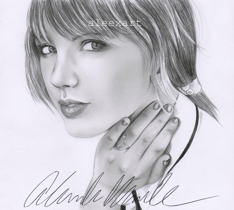 how to draw taylor swift chibi