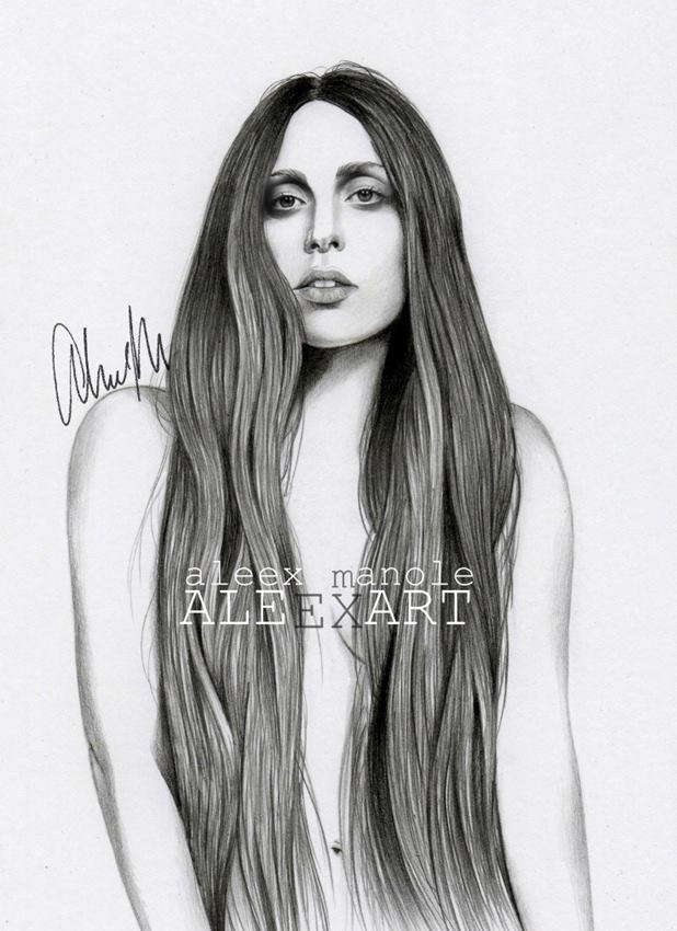 Lady Gaga - ArtPop by aleexart on DeviantArt