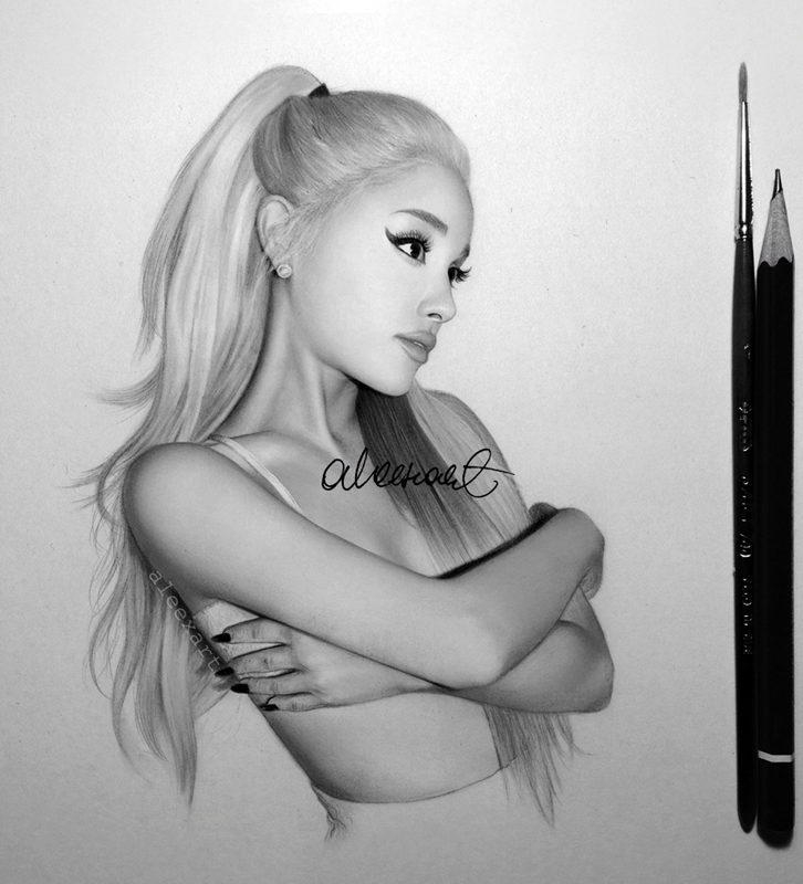 c1be63e04 ARIANA GRANDE - FOCUS by aleexart on DeviantArt
