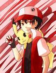 Pokemon Champion Red