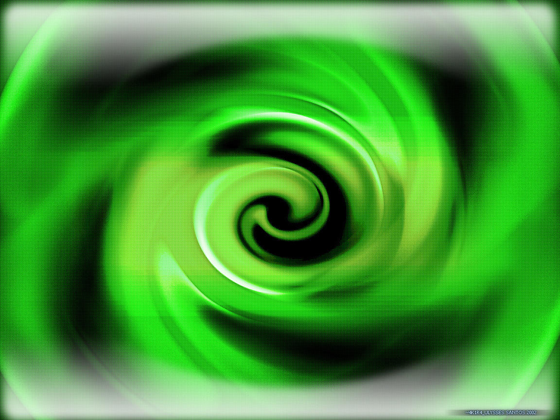 Screen spiral green by 4k1r4 on deviantART