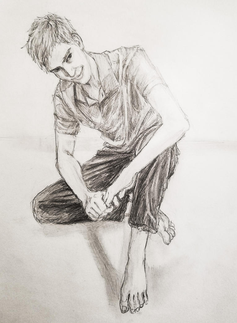 Sketch by onepieceninja