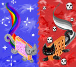Nyan Cat and Tacnayn