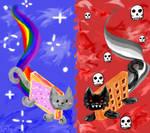 Nyan Cat and Tacnayn