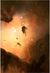 Nebula Ochre by Andr-Sar