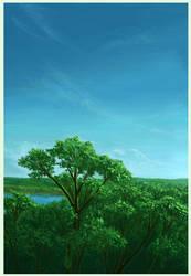 Summer Green by Andr-Sar