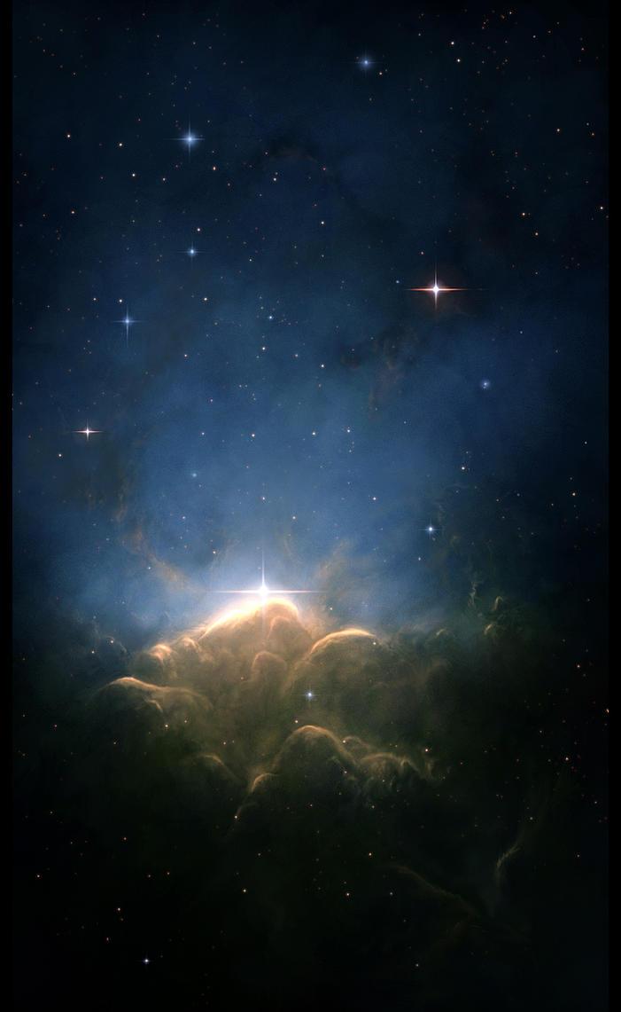 Aura Nebula by Andr-Sar