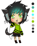 Musical Wolf ADOPT (CLOSED)