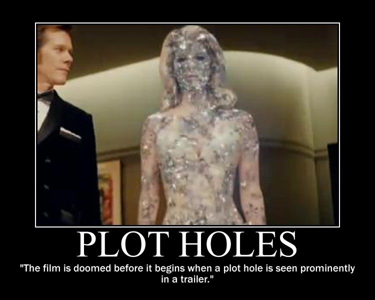 Plot Holes By Hailtothechimp
