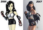 Draw it again: Tifa