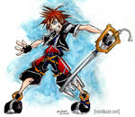 Keyblade Master Returns