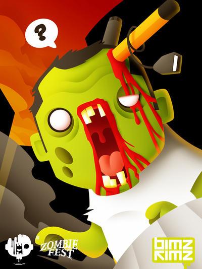 Zombie Fest - the Geek