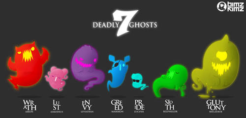 Deadly Seven Ghosts