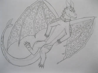drerika's Pet Spotty by theguynobodyknows