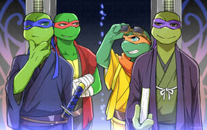 TMNT by manoha-1119