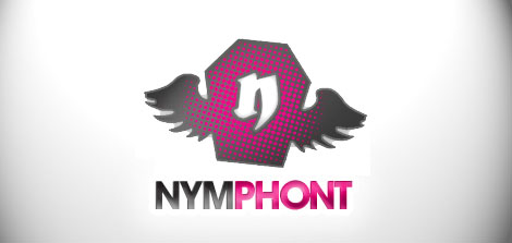 Nymphont Logo Design Redux by nymphont