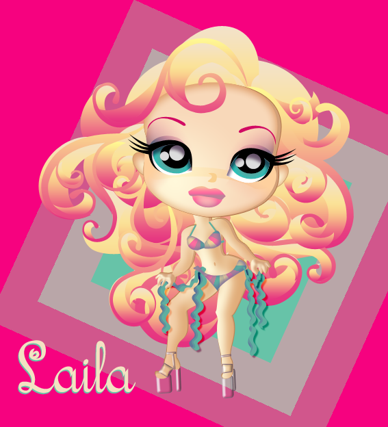 Introducing Laila by nymphont