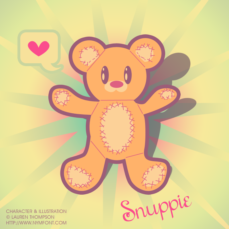 Snuppie by nymphont