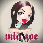 Mia Zoe by nymphont
