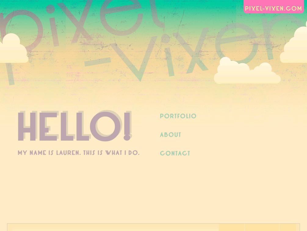 Pixel Vixen - Portfolio by nymphont