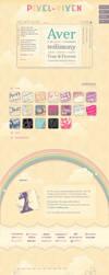 Pixel-Vixen : Design Portfolio of Lauren Thompson by nymphont