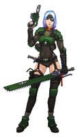 Xenonian Fierce Fighter 2