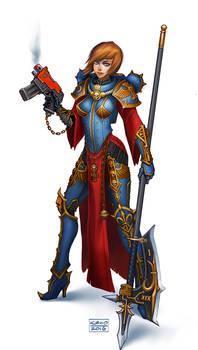 Commision: Warrior Temeraire
